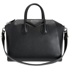 78fa63589633 Givenchy Antigona Givenchy Women, Givenchy Bags, Givenchy Antigona, Black  Purses, Shopper Tote