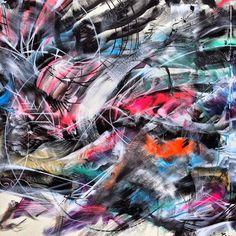 L7m (what's in a name?) is een getalenteerde Braziliaans straat artiest die prachtige portretten van vogels neerzet. Zijn schilderijen zijn vol van kleur en stralen een tastbare energie uit. De laatste tijd is hij actief in Frankrijk en zet zijn artistieke handtekening in de straten van Parijs en Vitry. Zijn nieuwste werk lijkt een …