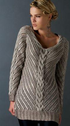 Anny Blatt Knitting French Designs Pattern Book 90s Retro Mod Sweater Bo...
