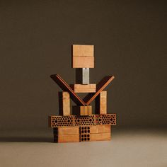 Bricks Concept by Ana Dominguez and Omar Sosa, Photography by Nacho Alegre for Apartamento Magazine.