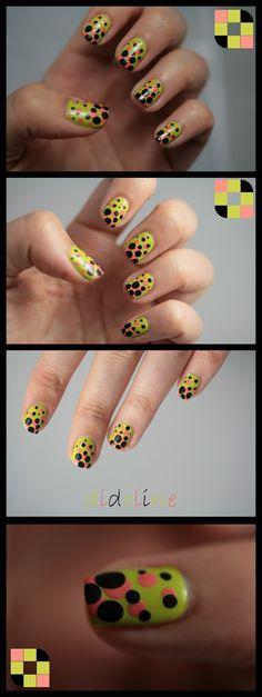 Beauty & Nails: Dots & Dots