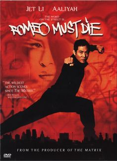 Romeo Must Die....nothing like a bit of high class action from Jet Li!