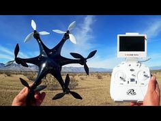 nice LiDi RC L6F RC126 5.8GHz FPV Camera Hexacopter Drone Flight Test Review Check more at http://gadgetsnetworks.com/lidi-rc-l6f-rc126-5-8ghz-fpv-camera-hexacopter-drone-flight-test-review/