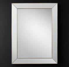 Alto Mirror Mirror Restoration, Restoration Hardware, Industrial Mirrors, Industrial Style, Leaner Mirror, Mirror Powder, Mirror Panels, Wall Art For Sale, Mirror Work