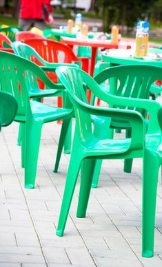 How To Clean Plastic Patio Chairs | Plastic Patio Chairs, Patios And  Cleaning