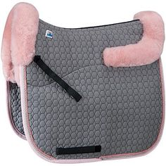 adorable dressage saddle pad!