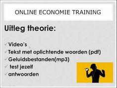Online economietrainingen