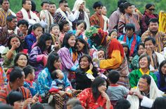The Bhutan festival tours are conducted by the Bhutan Mahayana Tours for foreigners to help them understand the life and culture of the people of Bhutan.