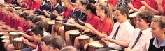 Our School workshops are a positive, energetic, and a memorable journey of West African musical culture that lets students share in a creative learning. Youth Conference, Drums, Musicals, How To Memorize Things, Workshop, African, Student, Culture, Age