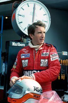 John Watson - UK - 1973-85 - Brabham, Surtees, Lotus, Penske, McLaren