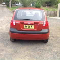 Selling my 2009 hyundai getz economical and reliable little car, runs very well…