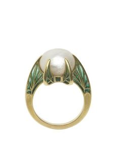 René Lalique - Ring. France 1900.