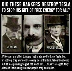 Conspiracy Watch: Nikola Tesla: Destroyed by Elitists then Murdered by Hitler's Assassins?