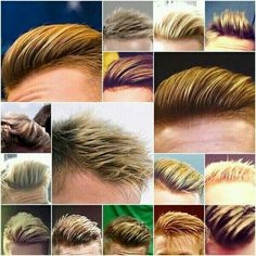 Marco Reus hairstyles