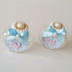 Potinhos coracao super luxo!   #festatilda #tildas #festapersonalizada…