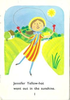 Jennifer yellow hat