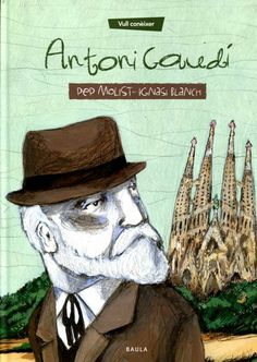 Antoni Gaudí. Pep Molist. Antonio Gaudi, History, Gallery, Photo Storage, Recommended Books, Books To Read, Illustrators, Roof Rack, History Books