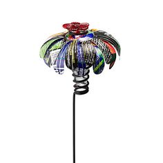 Look what I found at UncommonGoods: flower hummingbird feeder... for $34 #uncommongoods