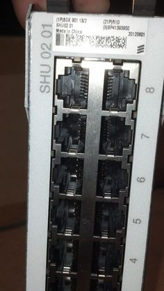 ERICSSON SHU 02 01, usually found in RBS 6201 cabinets