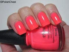 China Glaze - Shell-O