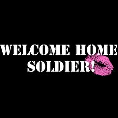 Military Homecoming Sign Ideas | HOMECOMING | Military Pride Shop