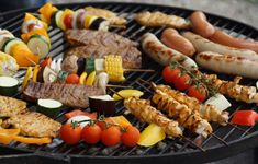 40 Delicious Grilling Recipes for the Tastiest Summer Cookouts - Recipes Junkie Grilling Tips, Grilling Recipes, Healthy Grilling, Cookout Food, Backyard Cookout, Chefs, Cooking Tips, Cooking Games, Barbecue