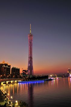 Canton Tower, Guangzhou, China