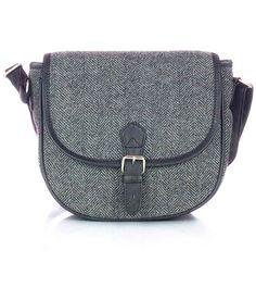Online Bags, Herringbone, Saddle Bags, Handbags, Grey, Design, Stuff To Buy, Shopping, Black