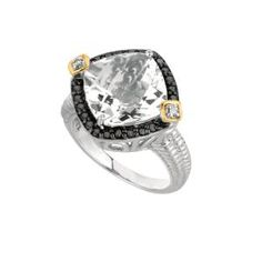 New Sterling Silver Engagement Rings, Starting at $239: 2. FROM PHILLIP GAVRIEL . . .
