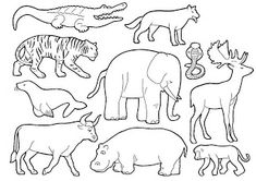 This is a quiz called wild animals in french and was created by member mlle Animal Coloring Pages, Coloring Sheets, Drawing Ideas List, Afrique Art, Picture Icon, Safari Theme, Safari Animals, Wild Animals, African Animals