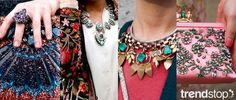Fall Winter 2014-15, Premium Magpie a key trend theme, women's apparel and accessories, streetstyle 1