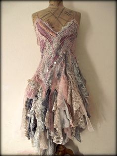 Alena dress by NaturallyBohemian on Etsy, £195.00