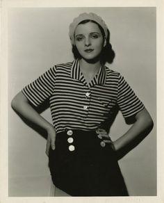 Mona Maris. circa 1932.