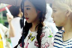 #Taeny #Taeyeon #Tiffany #SNSD