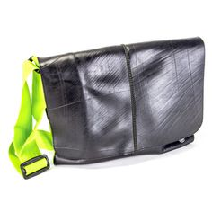 Interesting - bags made from recycled tires