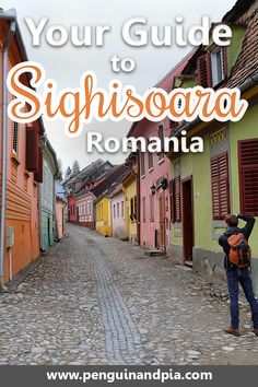 You have probably heard of the medieval town of Sighisoara located in Transylvania, Romania. In our guide we talk about the things to do in Sighisoara and discuss whether it is worth a visit! #sighisoara #romania #oldtown #europe #transylvania