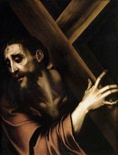 Title: Christ Carrying the Cross  Artist: Luis de Morales