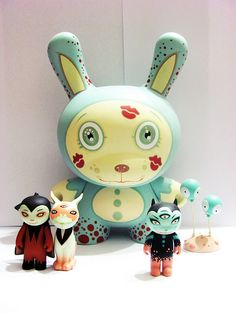 Tara McPherson: Kidrobot Products