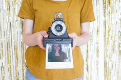 Impossible I-1 Instant Camera - Shoot Polaroid inspired prints.