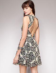 Pixie Market - Fleur Dress