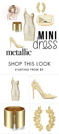 """""""All gold"""" by julianapetrozzi on Polyvore featuring Dune, Eddera and INC International Concepts"""