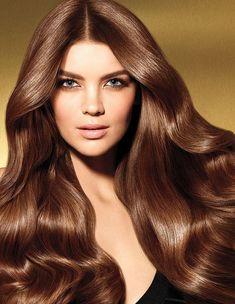 Hair Color And Cut, Brown Hair Colors, Brunette Beauty, Hair Beauty, Long Hair Models, Hair Photography, Silk Hair, Brown Blonde Hair, Beautiful Long Hair