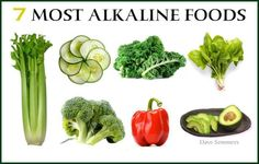 Why Alkaline Foods Are Important | Skipping Stars Cuisines