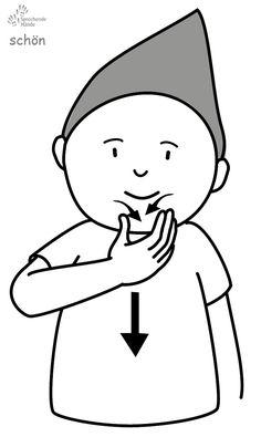 schön Kindergebärden Babyzeichen Babyzeichensprache Babygebärden Gebärdensprache GuK