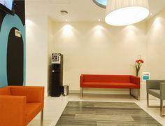 Santander sala de espera