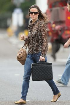 Pippa Middleton Fitted Blouse