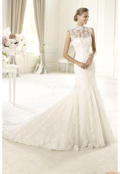 Vestidos de noiva Pronovias Urdiel 2013