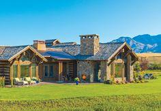 Hybrid Homes | News | Log Cabin Homes