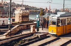 From where to eat, drink and stay, to our top 10 favorite things to do in Budapest, keep reading for complete first timer's guide to Hungary's capital // Budapest Tram Liberty Bridge, Buda Castle, Danube River, Public Transport, Hungary, Budapest, Rooftop, Things To Do, Sunrise