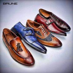 Men's Shoes, Dress Shoes, Toe Shape, Online Shopping Stores, Leather Fashion, Leather Shoes, Derby, Gentleman, Shop Now